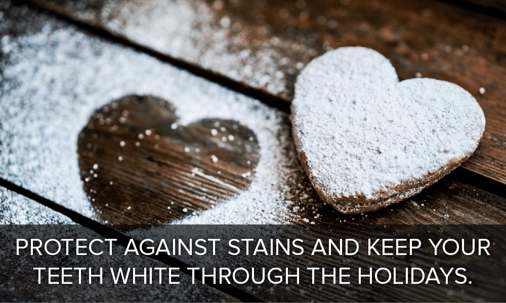Waldorf dentist holiday whitening tips
