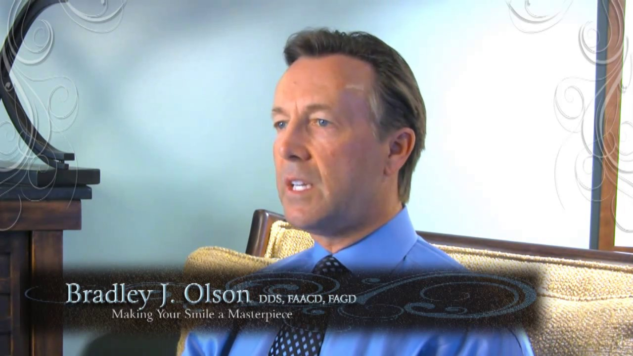 Dr. Bradley J. Olson at our Waldorf dental office