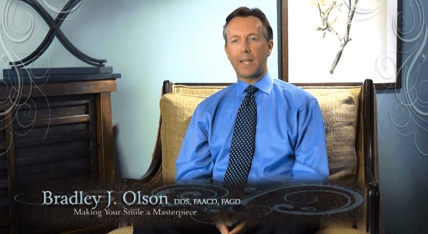 Video preview of Dr. Bradley J. Olson speaking about dental implants in his Waldorf practice