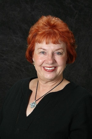 Anita Waldorf, a real patient of Waldorf cosmetic dentistry expert Dr. Olson