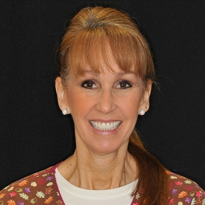 Cindy B., Registered Dental Hygienist, has worked with Dr. Olson for several years.