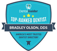 Dr. Bradley Olson, DDS is a top-rated dentist on dentalinsider.com