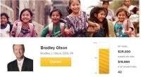 Waldorf dentist pledge donation update