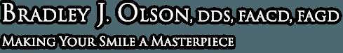 Bradley J. Olson DDS, FAACD, FAGD Logo
